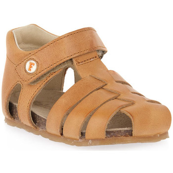 Sapatos Rapaz Sandálias Naturino FALCOTTO 0G05 ALBY ZUCCA Giallo