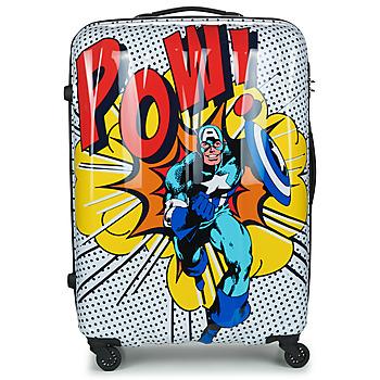 Malas Mala rígida American Tourister MARVEL LEGENDS POP ART 77 CM Multicolor