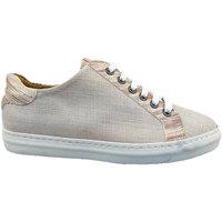 Sapatos Mulher Sapatilhas PintoDiBlu 20941-23 Bege