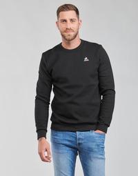 Textil Homem Sweats Le Coq Sportif ESS CREW SWEAT N 3 M Preto