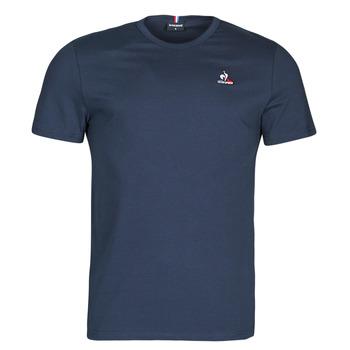 Textil Homem T-Shirt mangas curtas Le Coq Sportif ESS TEE SS N 3 M Marinho