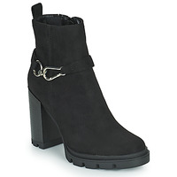 Sapatos Mulher Botins Only  Preto