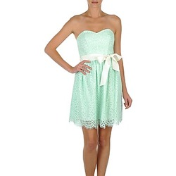 Textil Mulher Vestidos curtos Morgan RORT Verde