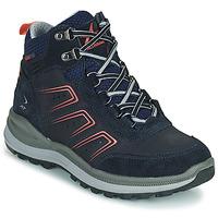 Sapatos Mulher Sapatos de caminhada Allrounder by Mephisto SATIKA TEX Azul / Rosa