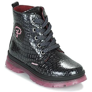 Sapatos Rapariga Botas baixas Pablosky 404157 Preto