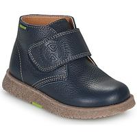 Sapatos Rapaz Botas baixas Pablosky 502323 Azul