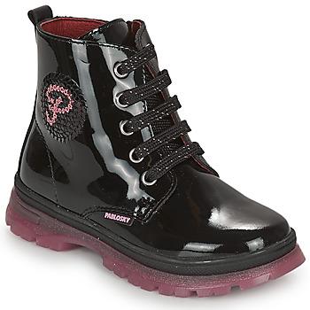 Sapatos Rapariga Botas baixas Pablosky 404019 Preto