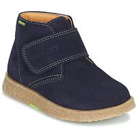 Sapatos Rapaz Botas baixas Pablosky 502228 Marinho