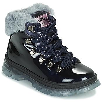 Sapatos Rapariga Botas baixas Pablosky 404429 Marinho
