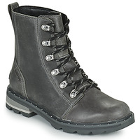 Sapatos Mulher Botas baixas Sorel LENNOX LACE Cinza