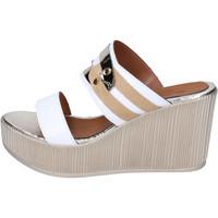 Sapatos Mulher Chinelos Sara Collection Sandálias BJ938 Branco