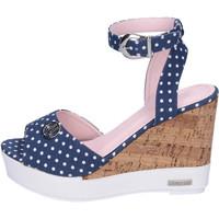 Sapatos Mulher Sandálias Lancetti BJ942 Azul