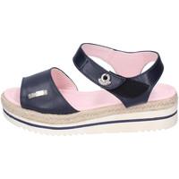 Sapatos Mulher Sandálias Lancetti BJ944 Azul