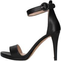 Sapatos Mulher Sandálias L'amour 200 Preto