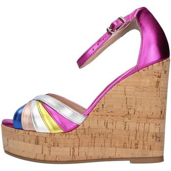 Sapatos Mulher Sandálias L'amour 631 Rosa