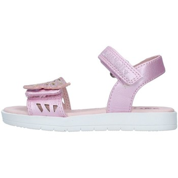 Sapatos Rapariga Sandálias Lelli Kelly LK7520 Rosa