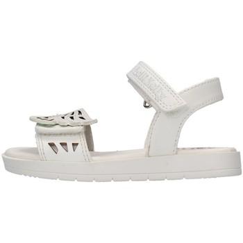 Sapatos Rapariga Sandálias Lelli Kelly LK7520 Branco