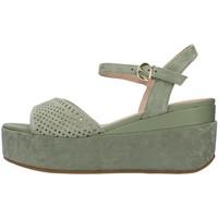 Sapatos Mulher Sandálias Luciano Barachini GL125P Verde
