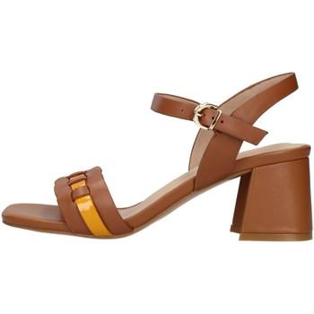 Sapatos Mulher Sandálias Luciano Barachini GL282R Castanho