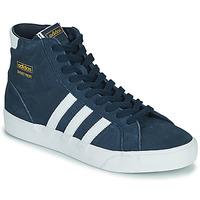 Sapatos Sapatilhas de cano-alto adidas Originals BASKET PROFI Marinho
