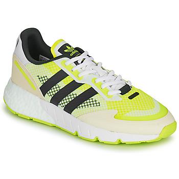 Sapatos Homem Sapatilhas adidas Originals ZX 1K BOOST Branco / Amarelo