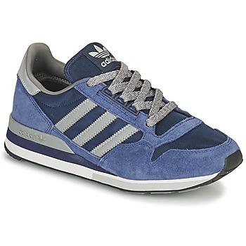 Sapatos Sapatilhas adidas Originals ZX 500 Azul / Cinza