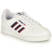 Sapatos Criança Sapatilhas adidas Originals CONTINENTAL 80 STRI C Branco / Azul