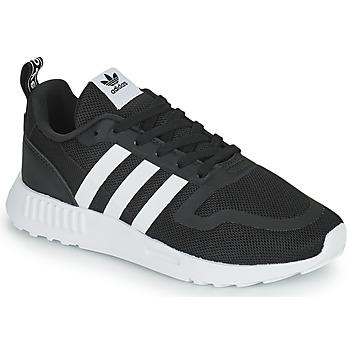Sapatos Rapaz Sapatilhas adidas Originals MULTIX C Preto / Branco