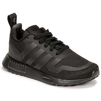 Sapatos Rapaz Sapatilhas adidas Originals MULTIX J Preto