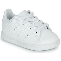 Sapatos Criança Sapatilhas adidas Originals STAN SMITH EL I Branco