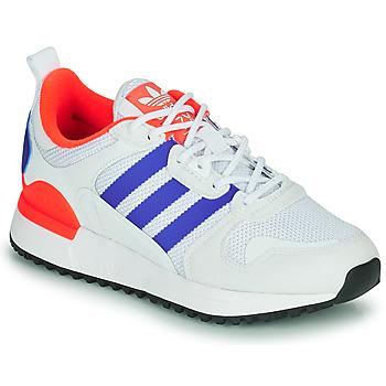 Sapatos Criança Sapatilhas adidas Originals ZX 700 HD J Azul / Branco / Vermelho