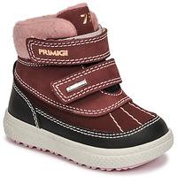 Sapatos Rapariga Botas de neve Primigi BARTH 19 GTX Bordô