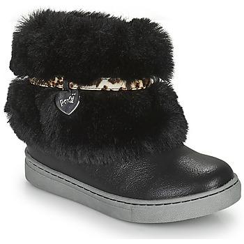 Sapatos Rapariga Botas baixas Primigi B&G LUX Preto