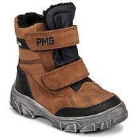 Sapatos Rapaz Botas de neve Primigi HIKER GTX Castanho