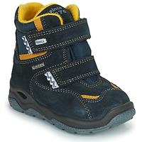 Sapatos Rapaz Botas de neve Primigi GARY GTX Marinho / Amarelo