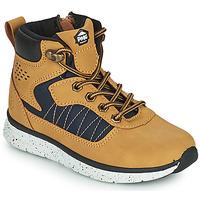 Sapatos Rapaz Botas baixas Primigi B&G TIMBY Conhaque