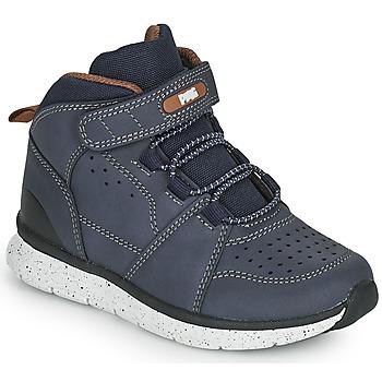 Sapatos Rapaz Botas baixas Primigi B&G TIMBY Marinho
