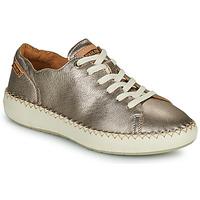 Sapatos Mulher Sapatilhas Pikolinos MESINA W6B Prata