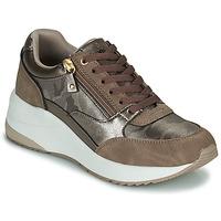 Sapatos Mulher Sapatilhas Xti 43124 Castanho / Bronze