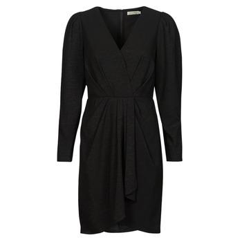 Textil Mulher Vestidos curtos See U Soon 21222038 Preto