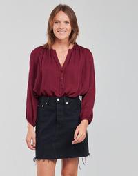 Textil Mulher Tops / Blusas See U Soon 21211057 Bordô