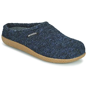 Sapatos Homem Chinelos Giesswein VEITSH Azul