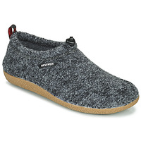 Sapatos Homem Chinelos Giesswein VENT Cinza