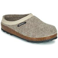Sapatos Mulher Chinelos Giesswein CHAMEREAU Bege