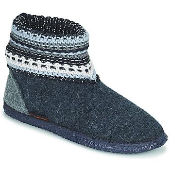 Sapatos Mulher Chinelos Giesswein KIEL Marinho