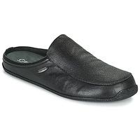 Sapatos Homem Chinelos Giesswein MANTA Preto