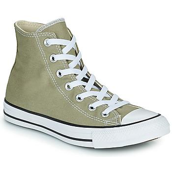 Sapatos Sapatilhas de cano-alto Converse CHUCK TAYLOR ALL STAR SEASONAL COLOR HI Bege