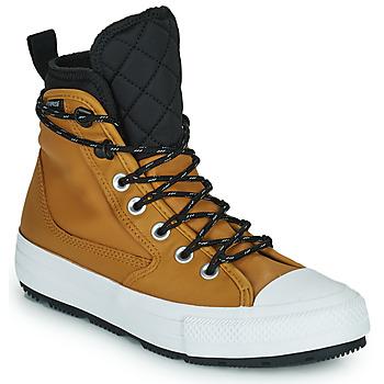 Sapatos Sapatilhas de cano-alto Converse CHUCK TAYLOR ALL STAR ALL TERRAIN COLD FUSION HI Camel