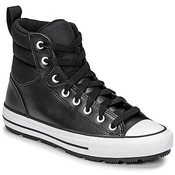 Sapatos Homem Sapatilhas de cano-alto Converse CHUCK TAYLOR ALL STAR BERKSHIRE BOOT COLD FUSION HI Preto