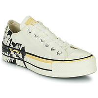 Sapatos Mulher Sapatilhas Converse CHUCK TAYLOR ALL STAR LIFT HYBRID FLORAL OX Branco